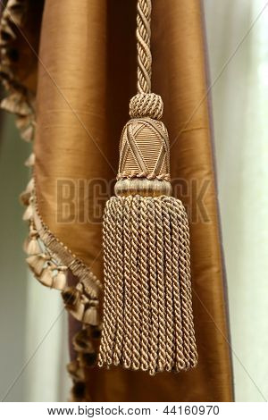 Curtain Tassel