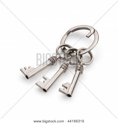 Bunch Of Three Keys