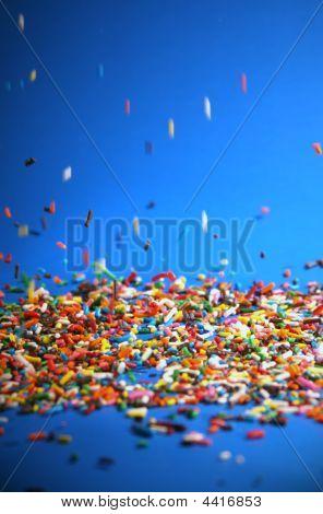Falling Sprinkles