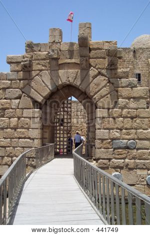 Crusader Fort, Sidon