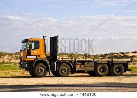 Parked Truck