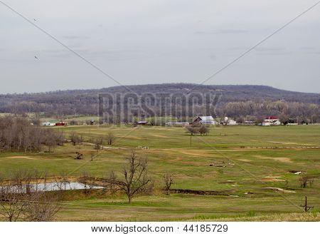 Fazenda de Oklahoma