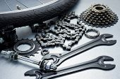 pic of spare  - Bike repairing - JPG