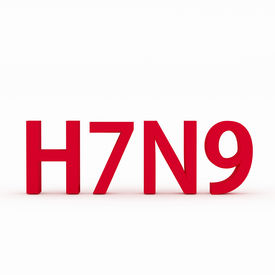 pic of avian flu  - H7N9 flu virus concepts new flu virus outbreak in china - JPG