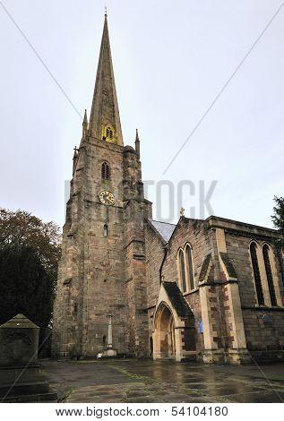 St. Mary's Priory Church