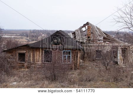 House In Rural