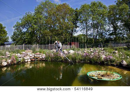 Garden Pond Artificial