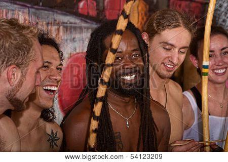 Happy Capoeira Group