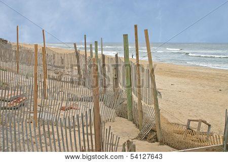 Erosion Control Fences