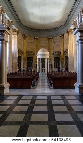 St Paul Cathedral Interior