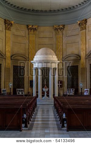 St Paul Cathedral Apse