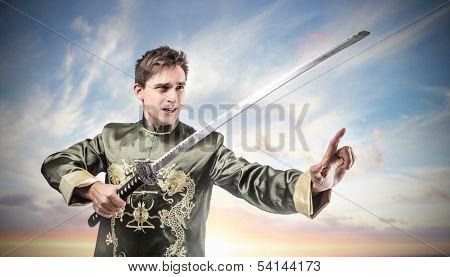 Powerful Samurai