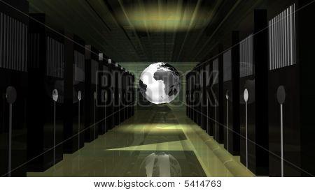 Web Server Room