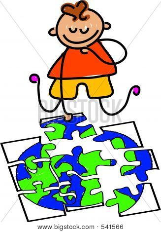 Mundo Jigsaw