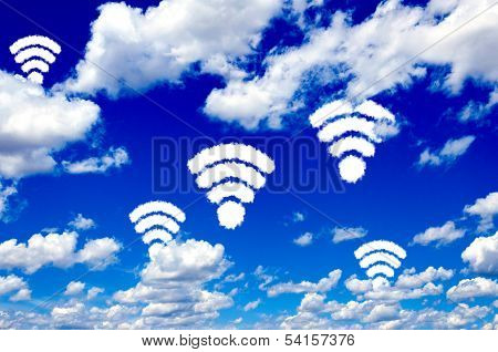 Wifi Clouds
