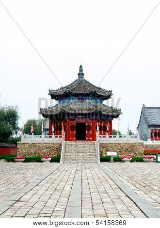 Qing Dynasty Temple