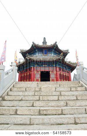 Qing Dynasty Pagoda