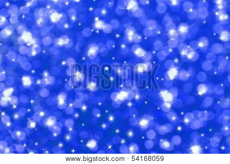 blurry defocused sparcle background