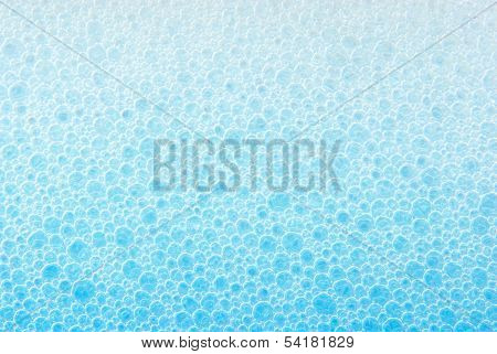soap bubble foam background