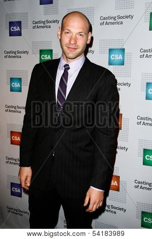 NEW YORK-NOV 18; Actor Corey Stoll attends the CSA 29th Annual Artios Awards ceremony at the XL Nightclub on November 18, 2013 in New York City.