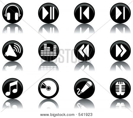 Icons - Music Set 2