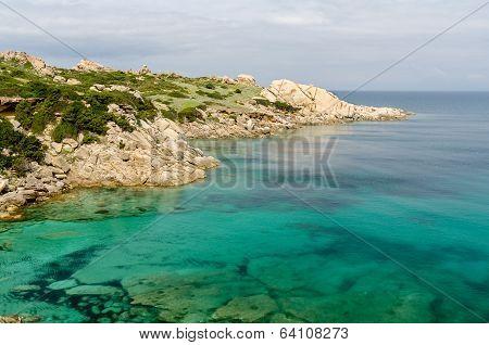 Sardinia, Cala Spinosa