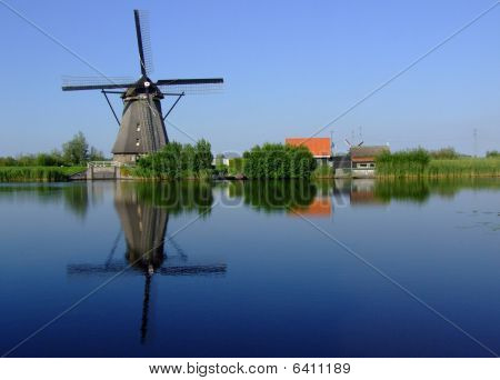 Kinderdijk - Holland