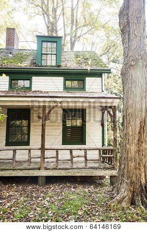 New Jersey History - Historic Houses Of Feltville