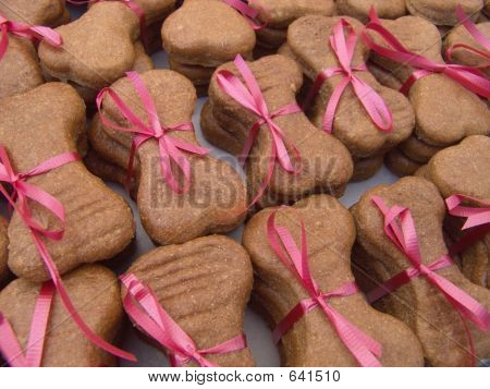 Home Made Dog Biscuits