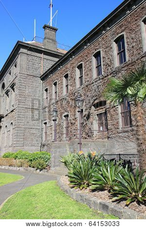 Victoria Barracks Melbourne