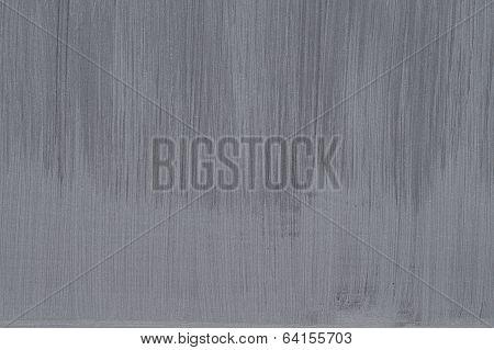 Unpolished painted steel