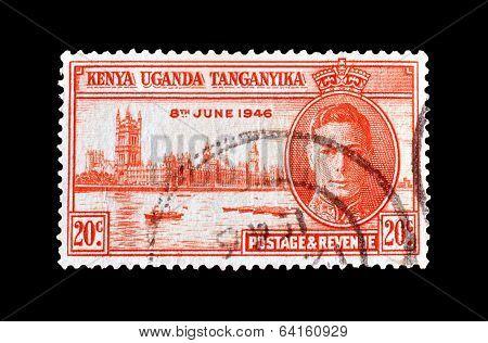 Kenya Uganda Tanganyika 1946