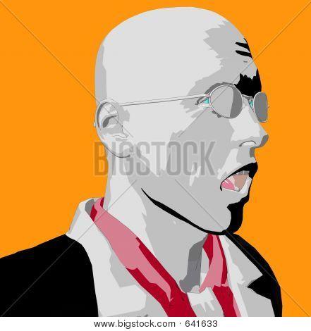 Man Face 109