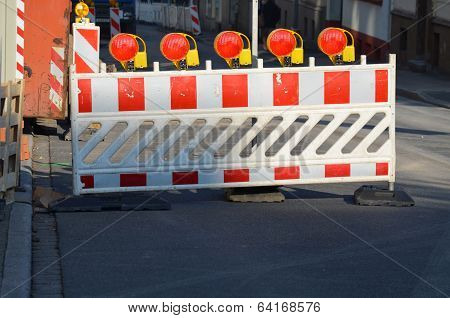 Construction Barrier Fung,