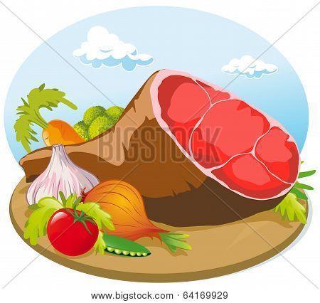 Pork Ham