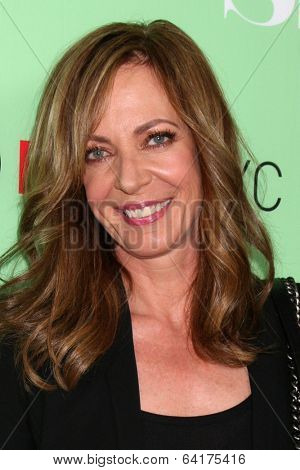 LOS ANGELES - APR 29:  Allison Janney at the