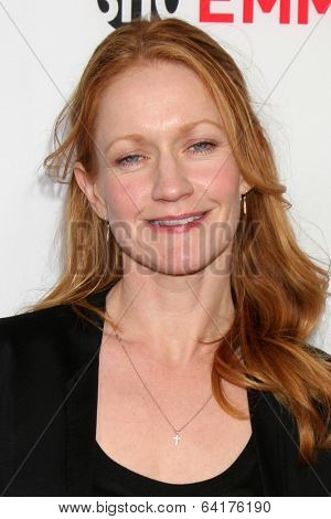 LOS ANGELES - APR 28:  Paula Malcomson at the