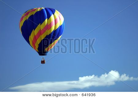 Hot Air Ballooning Sky