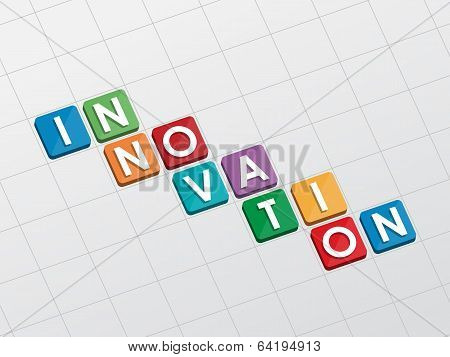 Innovation, Flat Design