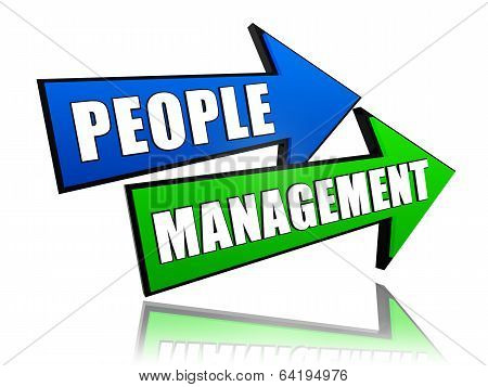 People Management In Arrows