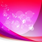 foto of soapy  - Bubbles Background Meaning Soapy Sparkles And Joyfulness - JPG