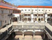 image of templar  -  Courtyard - JPG