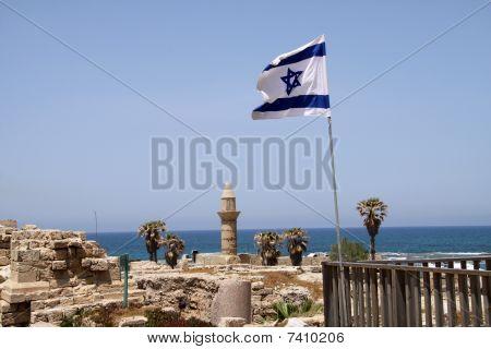 Ruins of Caesarea. Israel