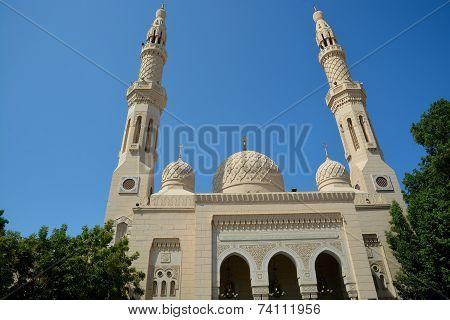 Jumeirah Mosque, Dubai, Dubai City