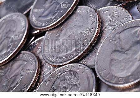 Quarter Us Coins