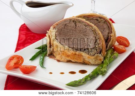 Beef Wellington For Christmas