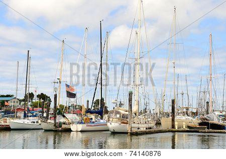 Charleston Oregon