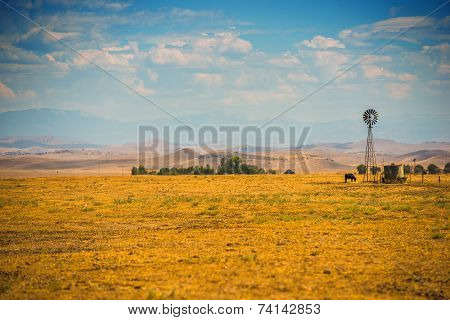 Southern California Farmland