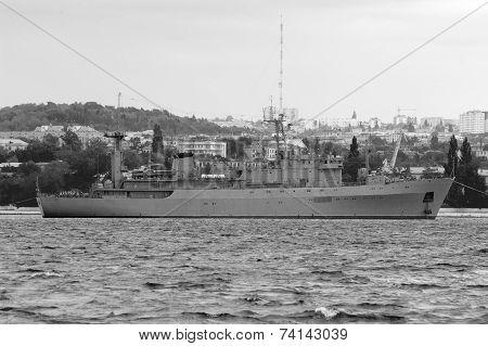 Warships In Sevastopol.