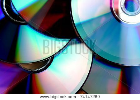 Compact Disc or Cd's